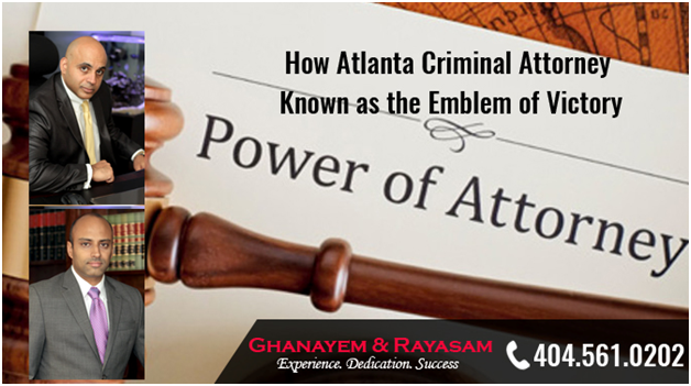 How Atlanta Criminal Attorney Known as the Emblem of Victory?